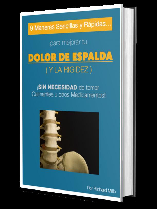 PDF Guía 9 maneras de mejorar el dolor de espalda y la rigidez