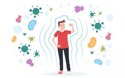 8 consejos para reforzar el sistema inmunitario
