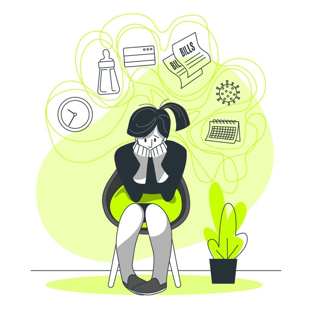 El estrés no acompaña en nuestro día a día