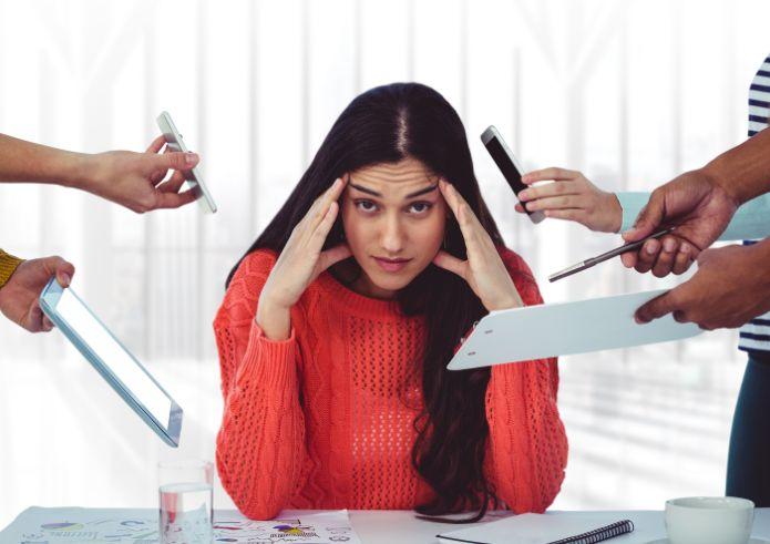 El estrés nos causa muchos problemas en los que la quiropráctica puede ayudar