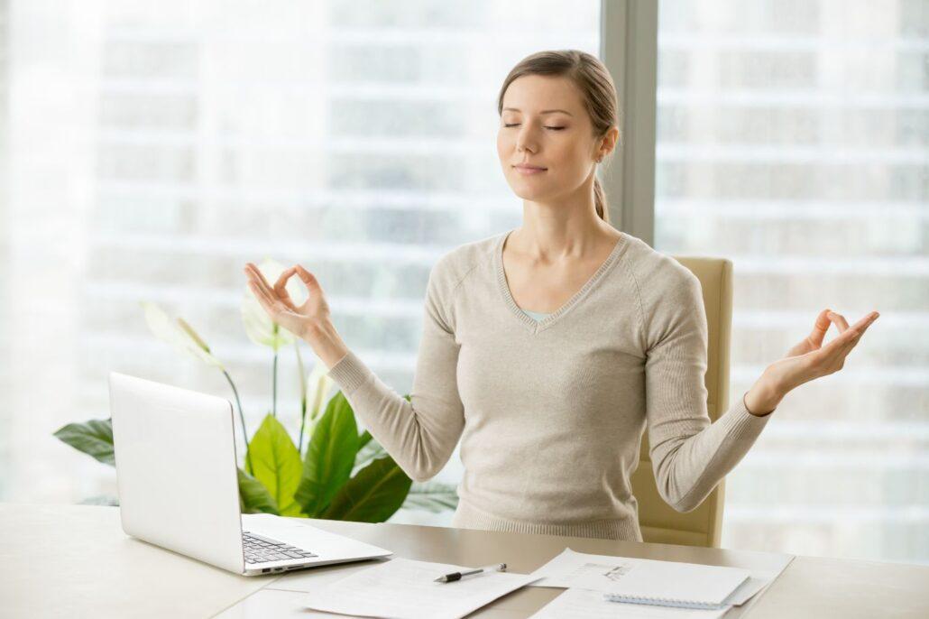 La relajación es primordial para combatir el estrés