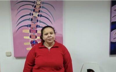Testimonio de Evelyn: ¡pelea contra el sedentarismo!