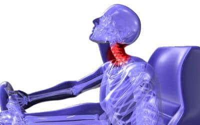 Esguince cervical o latigazo. Cómo superarlo con la quiropráctica.