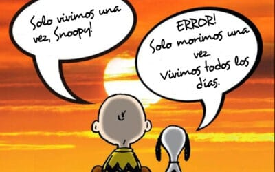 ¿Preocuparnos? ¿Para que? ¡Vive el presente y disfruta la vida!