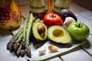 alimentos vitaminas E